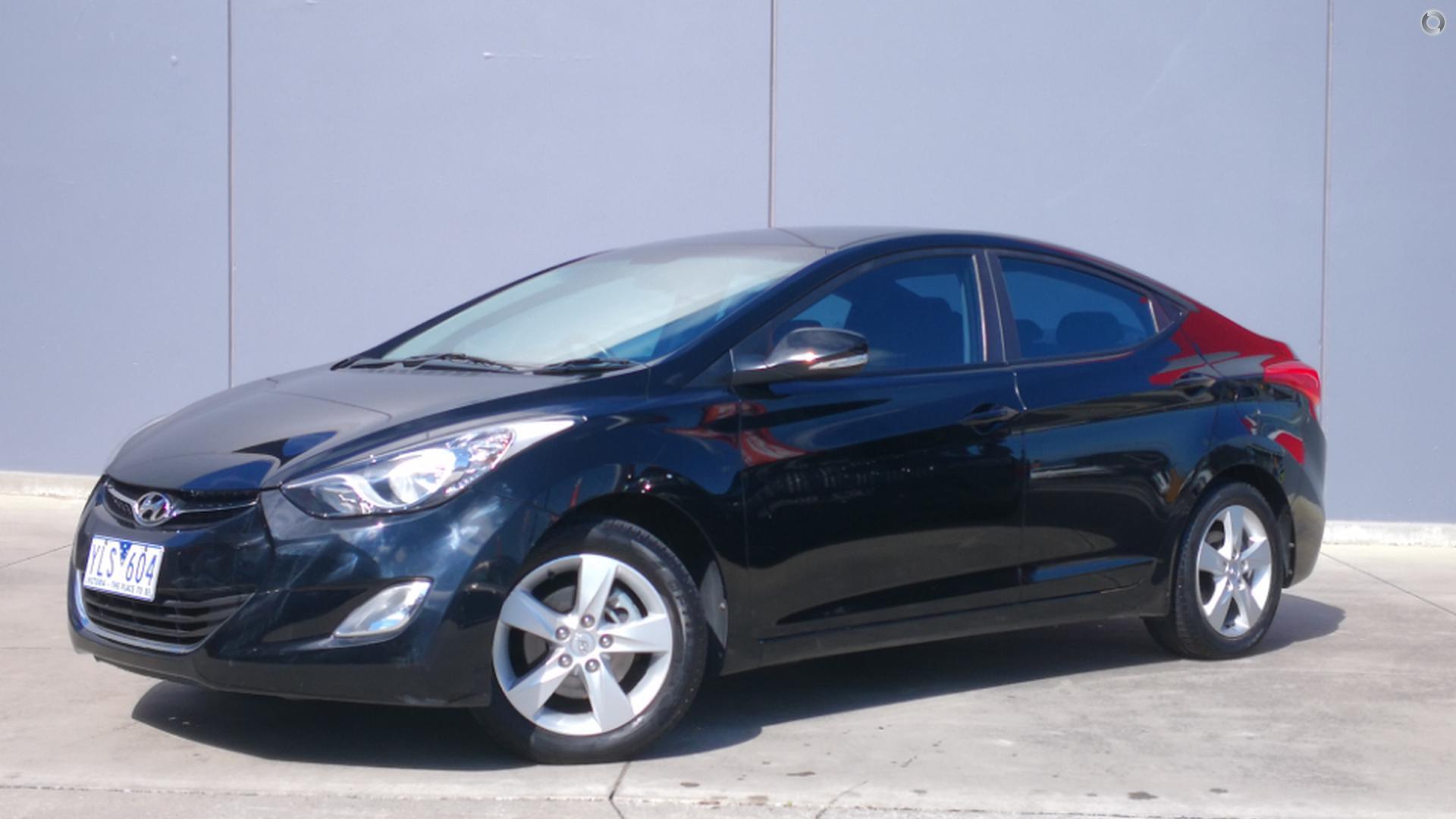 2011 Hyundai Elantra MD