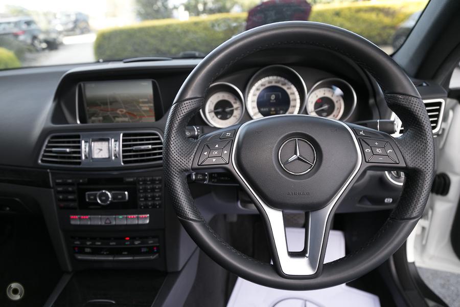 2014 Mercedes-Benz E 250 Cabriolet