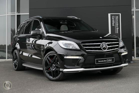 2014 Mercedes-Benz ML 63
