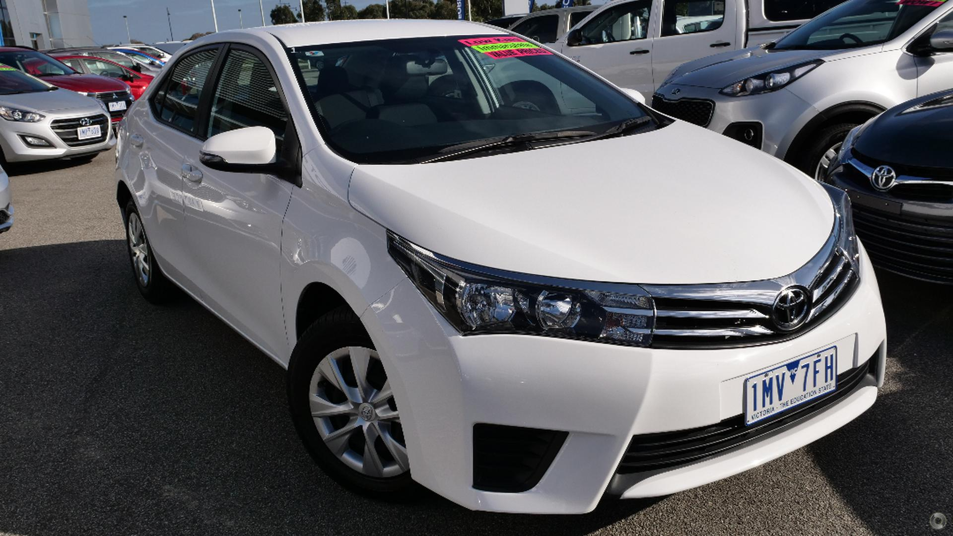 2016 Toyota Corolla ZRE172R