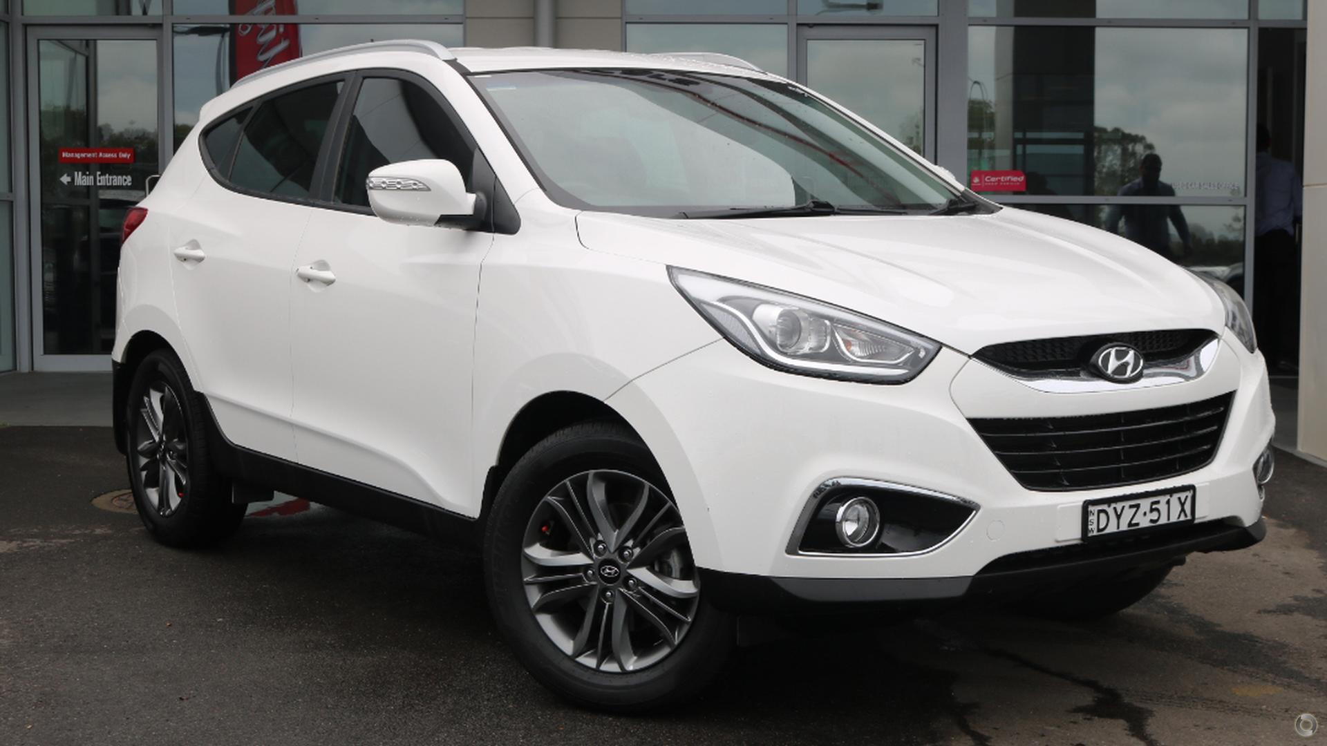 2015 Hyundai Ix35 Se