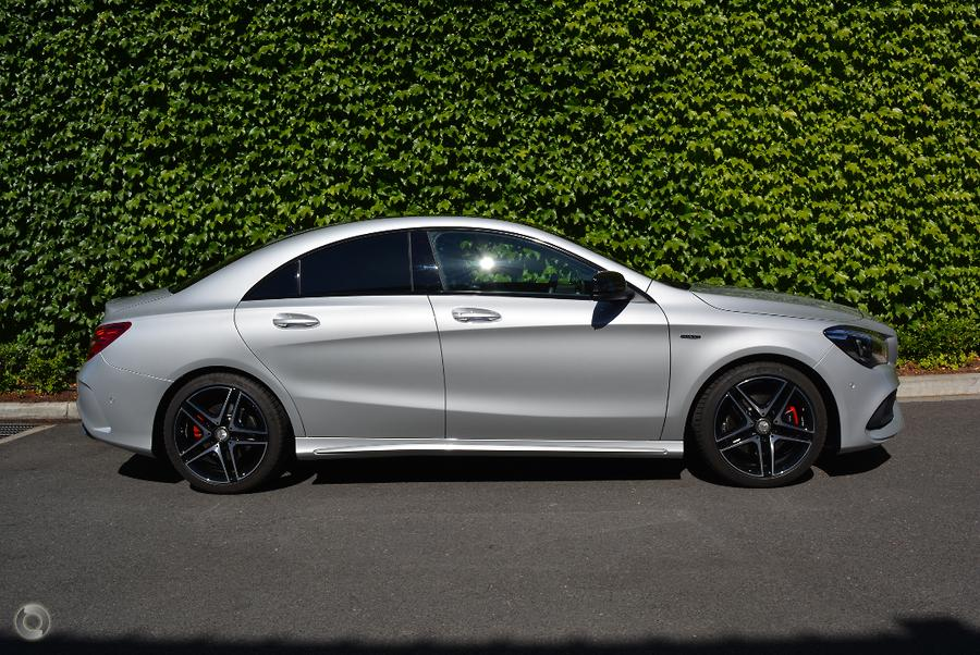 2017 Mercedes-Benz CLA 250 Coupe