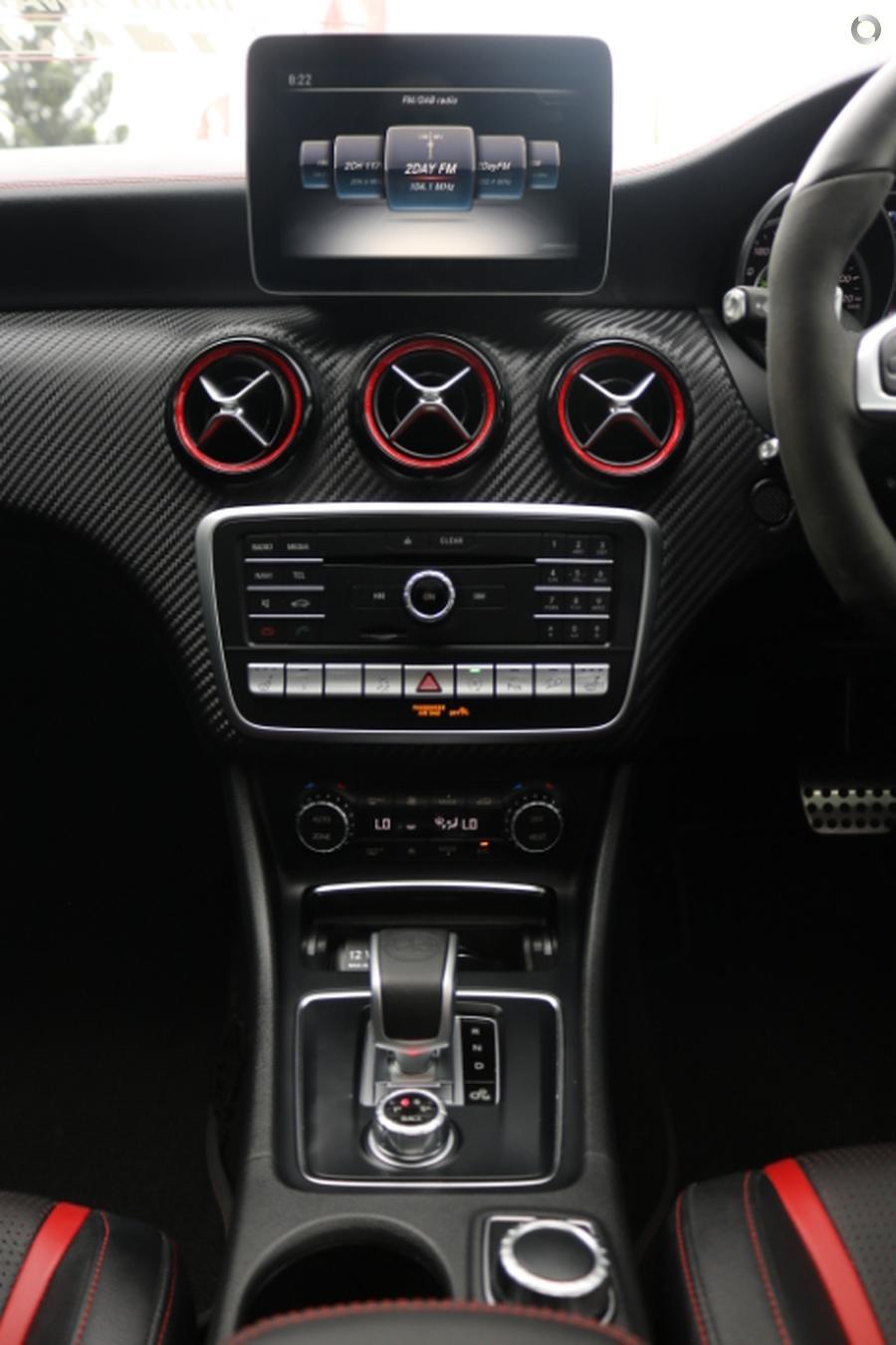 2016 Mercedes-benz A45 AMG W176