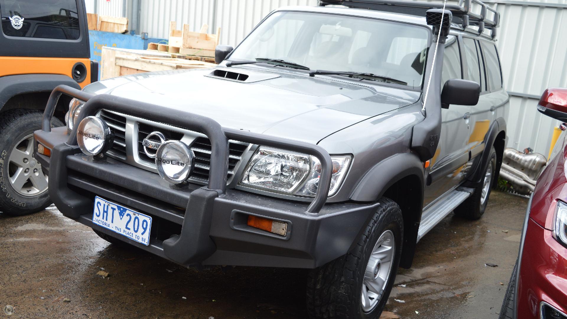 2003 Nissan Patrol GU III