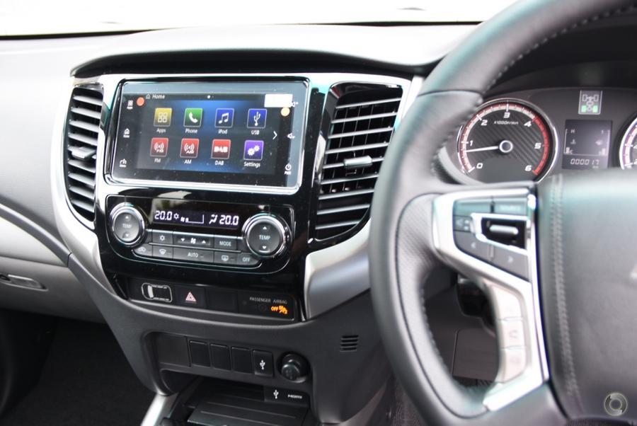 2017 Mitsubishi Triton GLS MQ