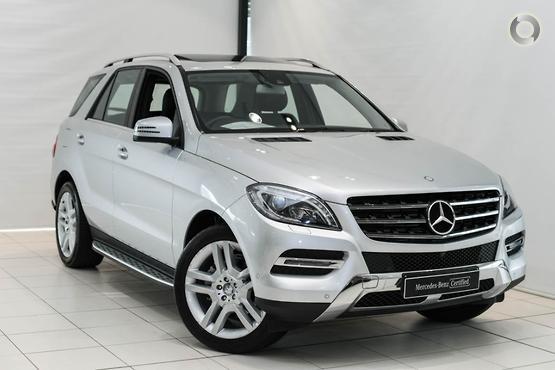 2014 Mercedes-Benz <br>ML 250