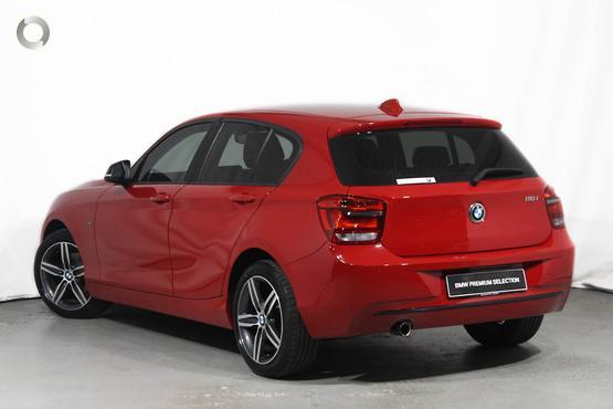 2015 BMW 116 i