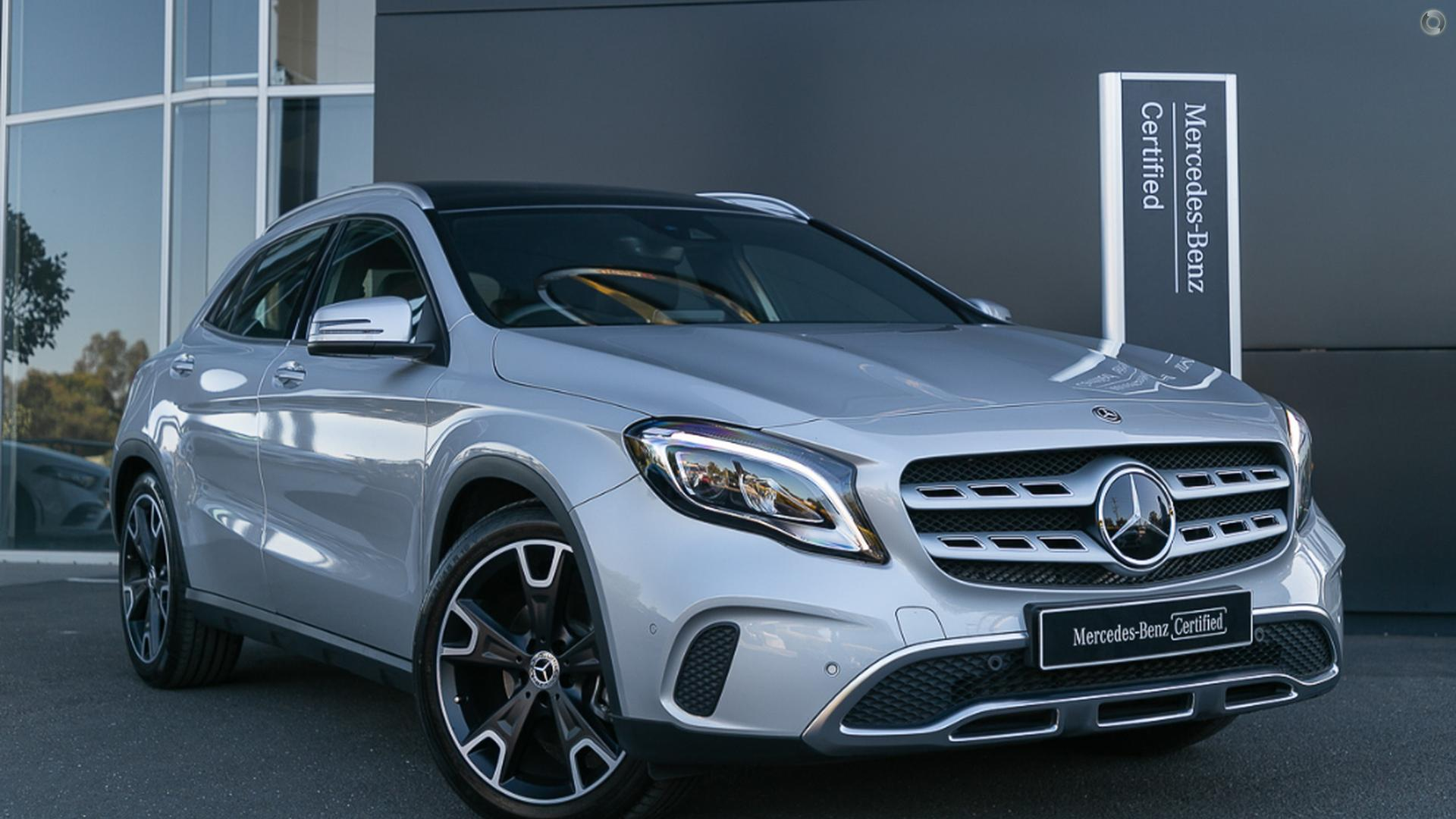 2018 Mercedes-Benz GLA 250 Wagon