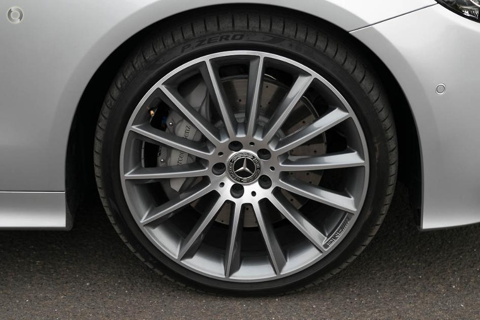 2018 Mercedes-Benz E 400 Cabriolet