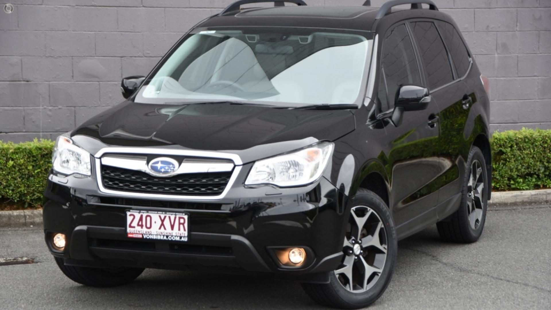 2015 Subaru Forester 2.5i-S S4