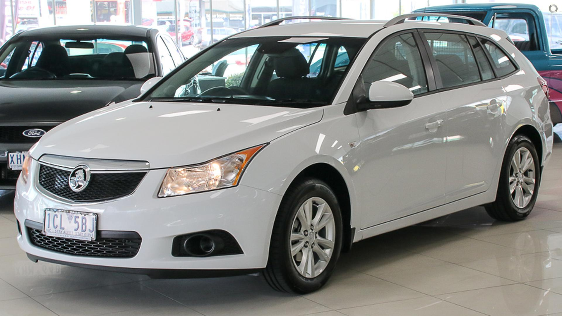 2014 Holden Cruze CD JH Series II