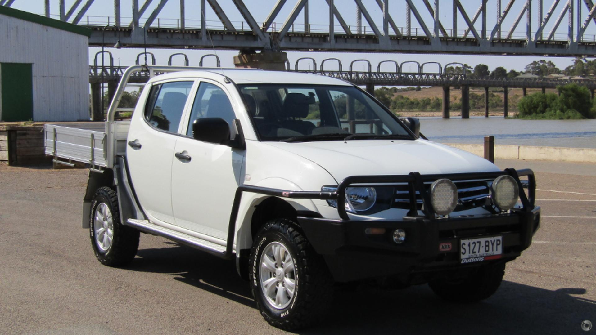 2014 Mitsubishi Triton MN