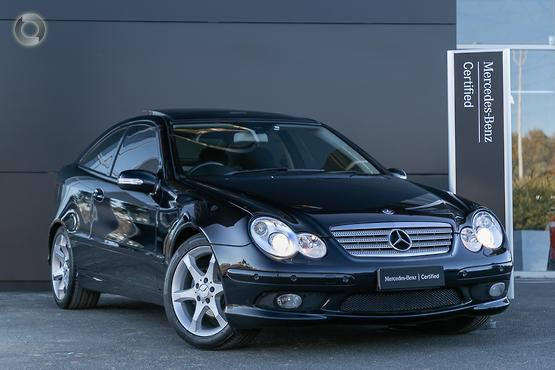 2007 Mercedes-Benz C 180 KOMPRESSOR