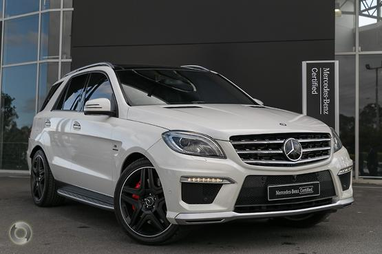 2014 Mercedes-Benz ML 63