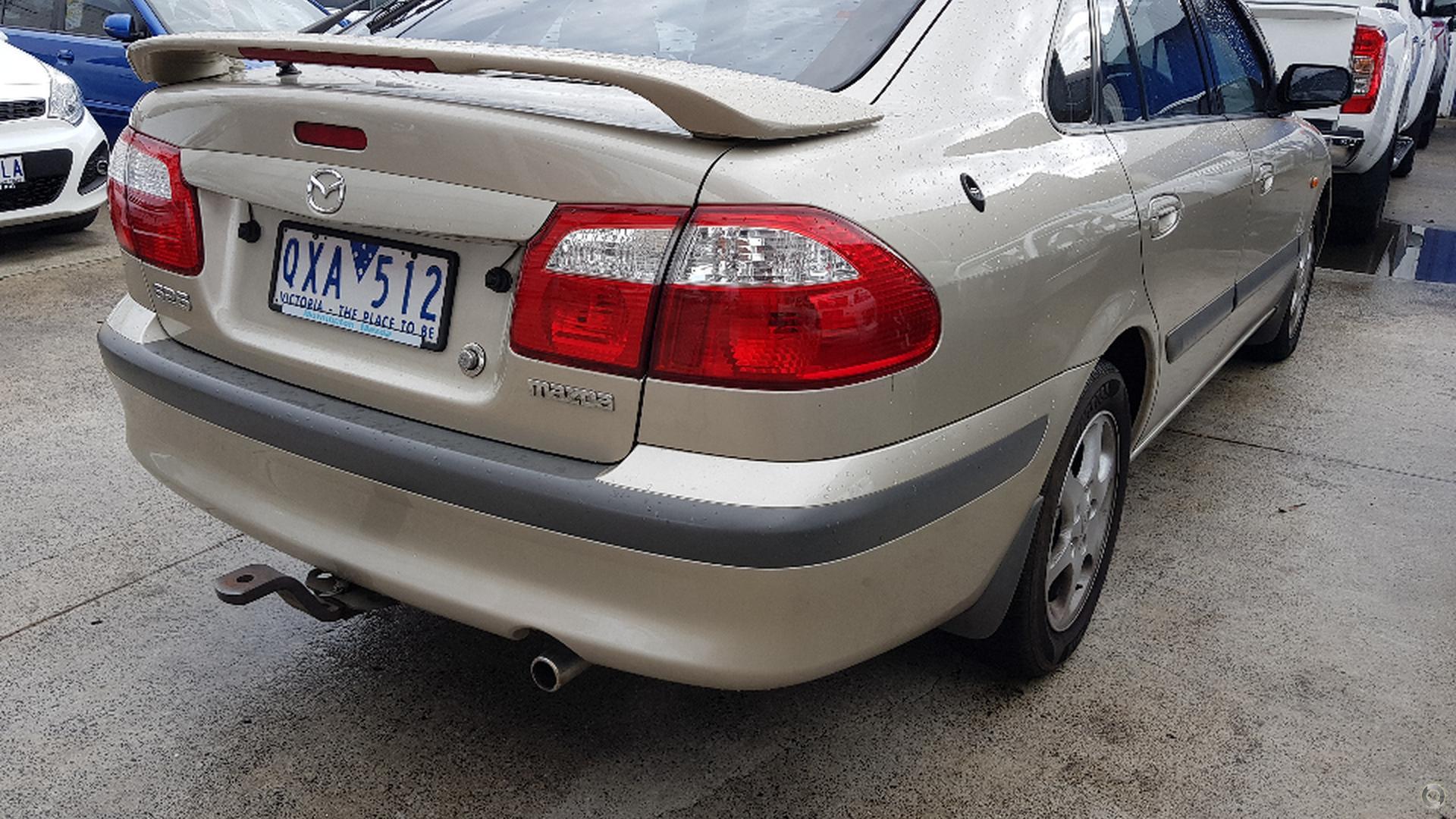 2001 Mazda 626 Classic GF