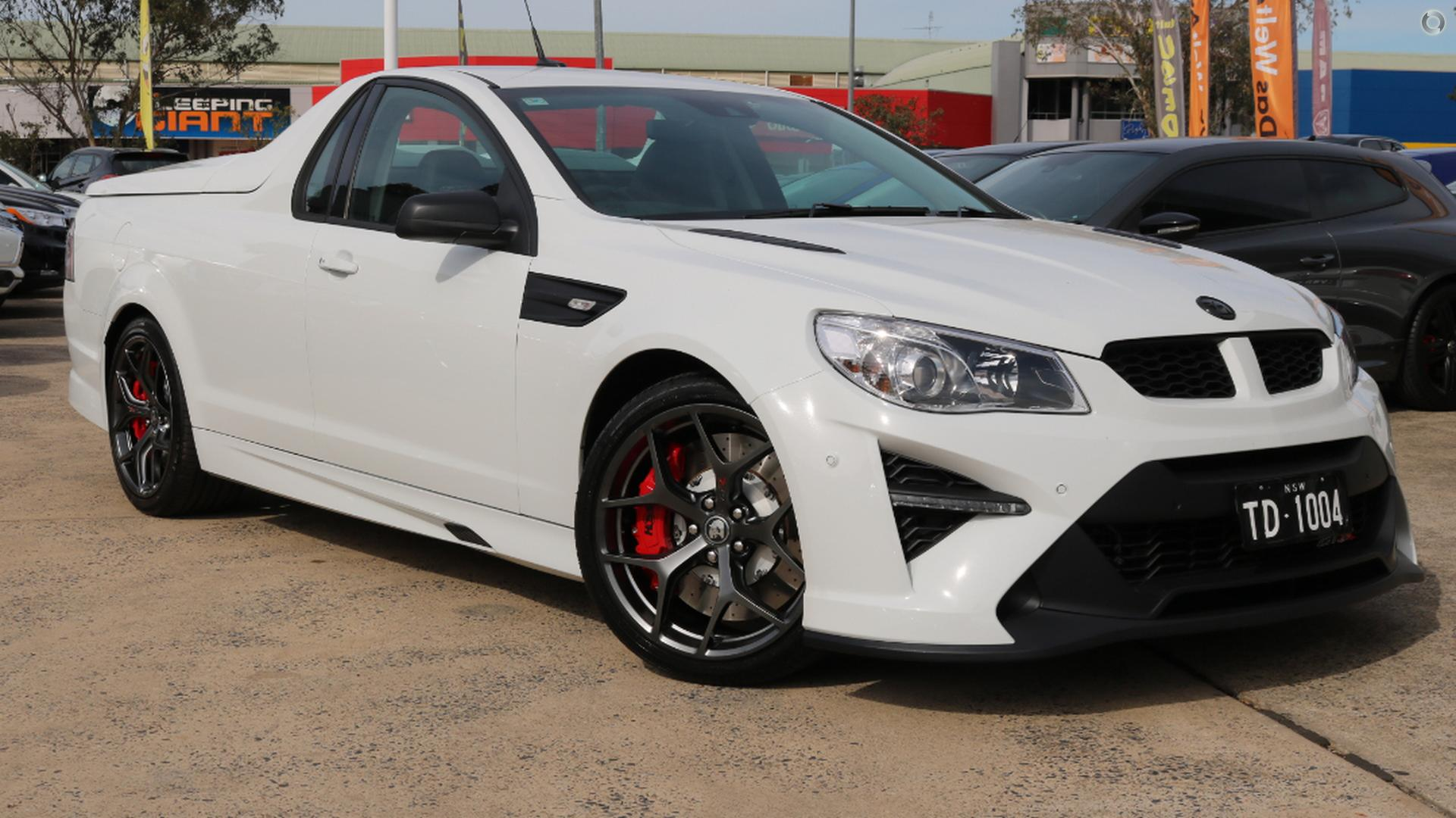 2017 Holden Special Vehicles Maloo Gts R
