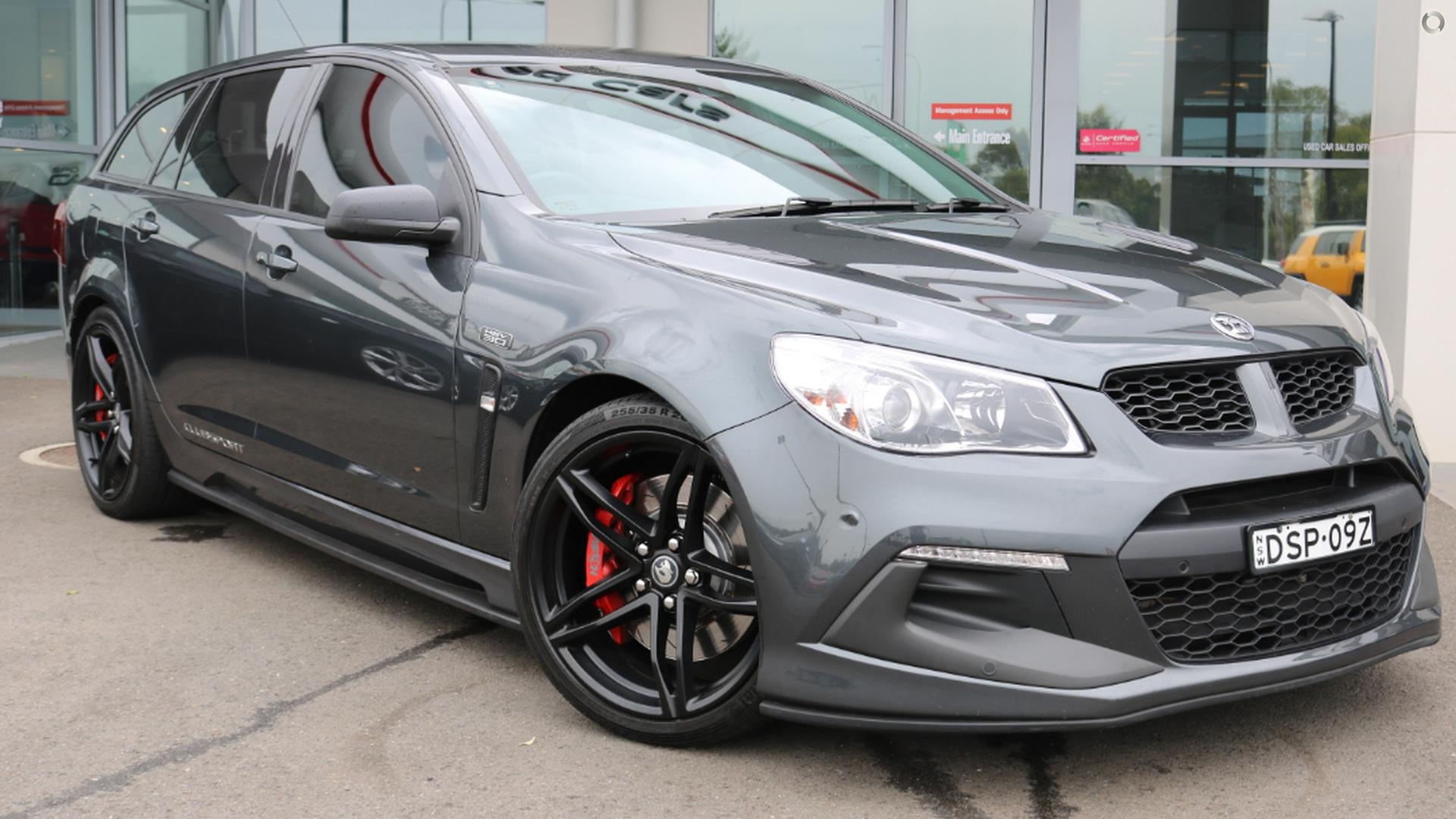 2016 Holden Special Vehicles Clubsport R8 Lsa