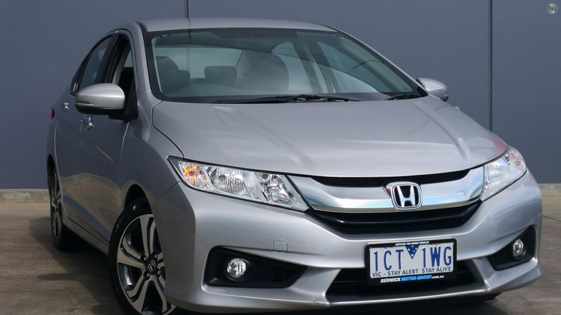 2014 Honda City Vti-l