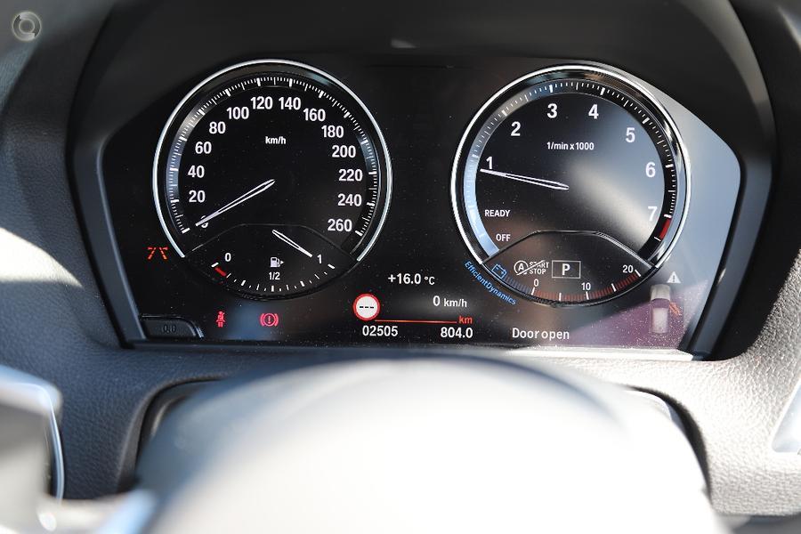 2017 BMW 125i M Sport