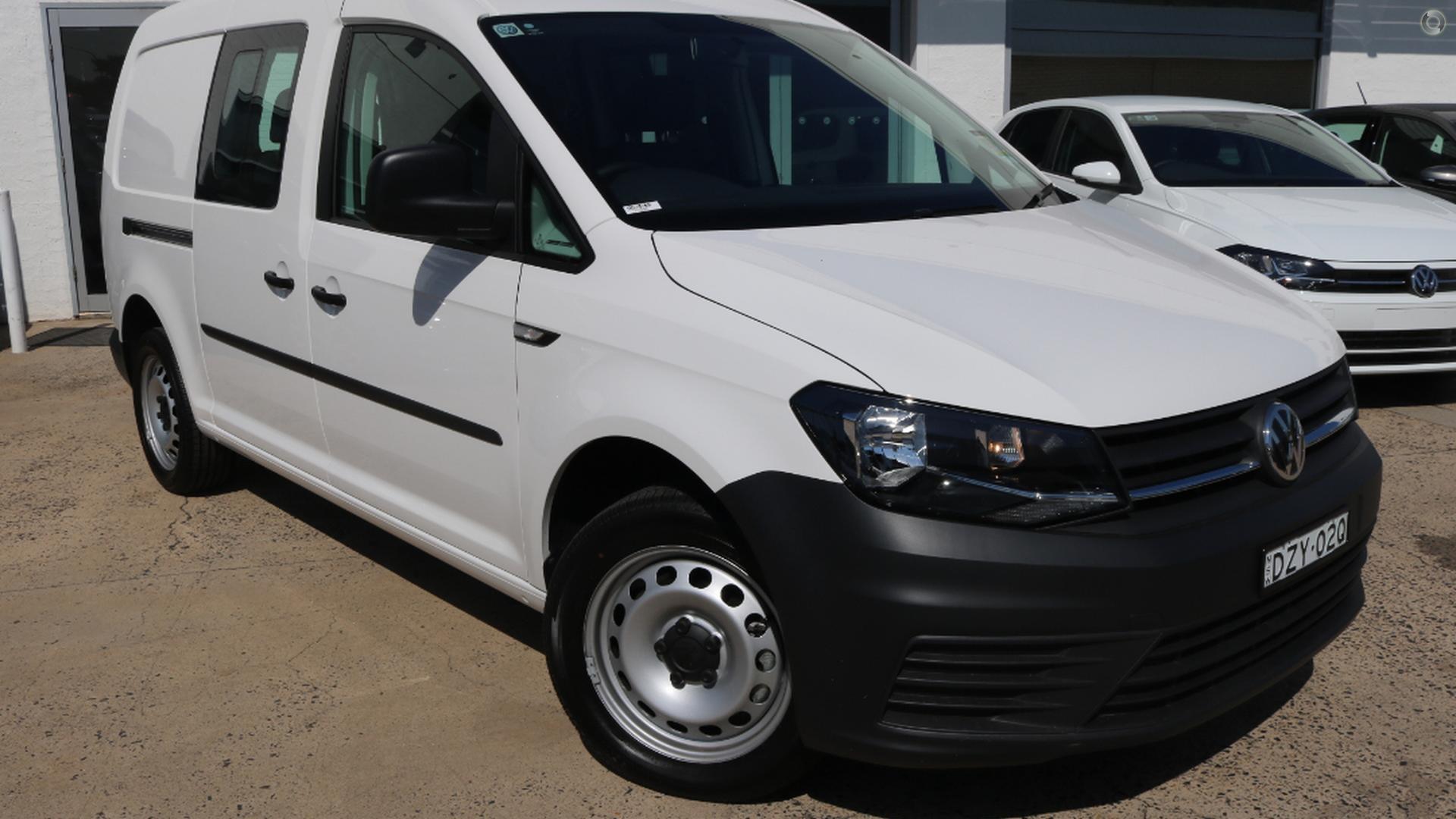 2018 Volkswagen Caddy TDI250 2KN