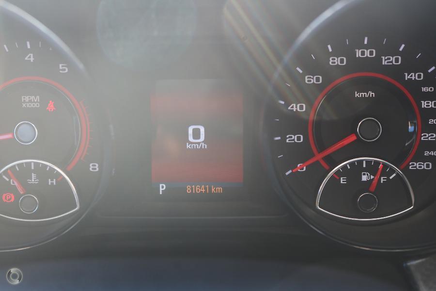 2015 Holden Ute SS V Redline VF