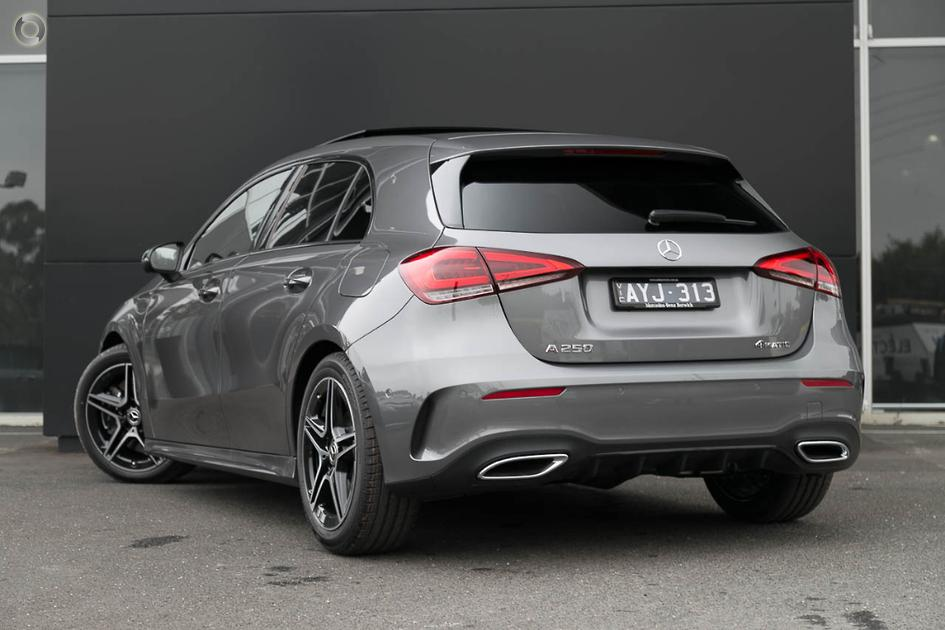 2018 Mercedes-Benz A 250 Hatch