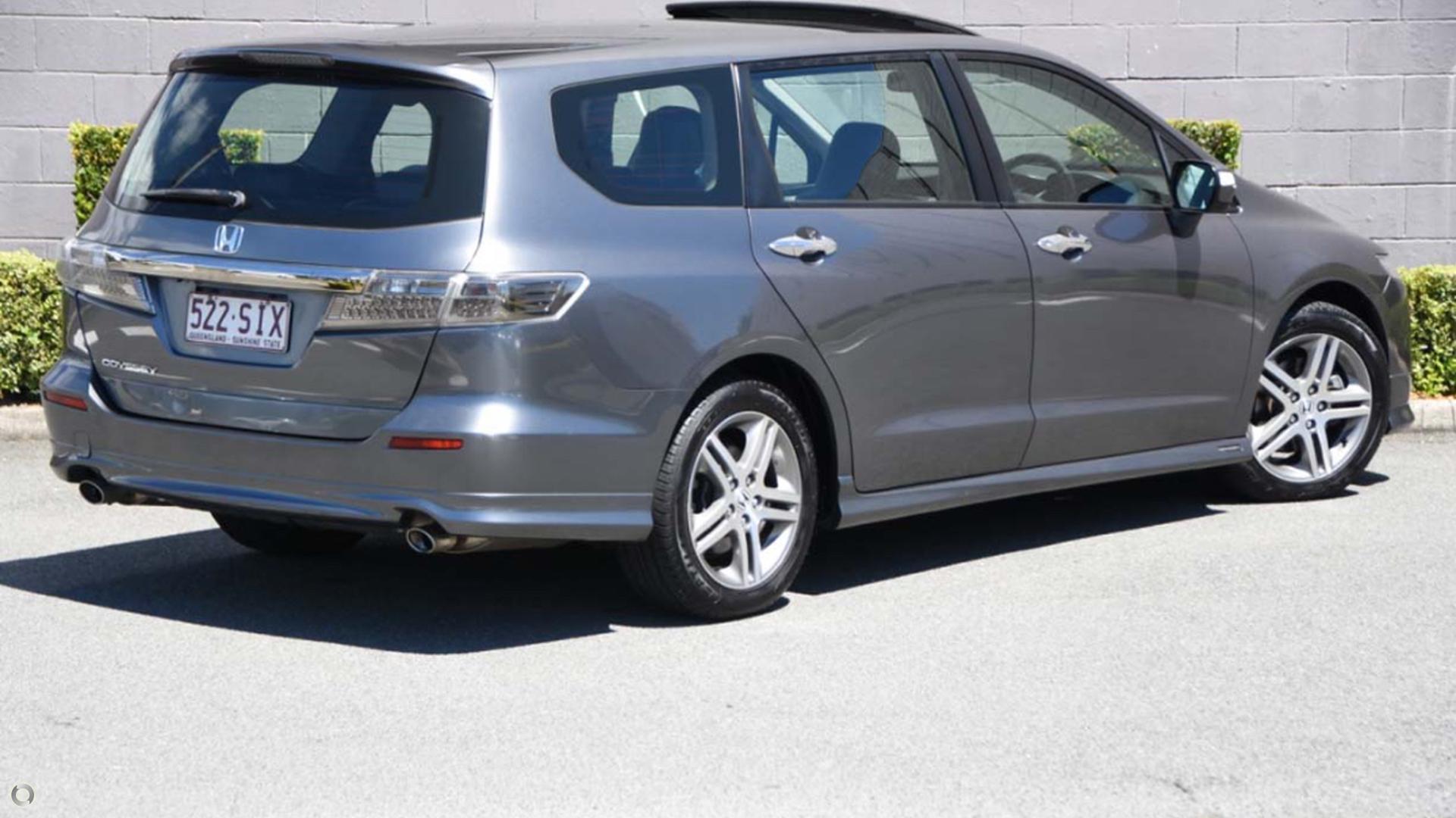 2011 Honda Odyssey Luxury 4th Gen