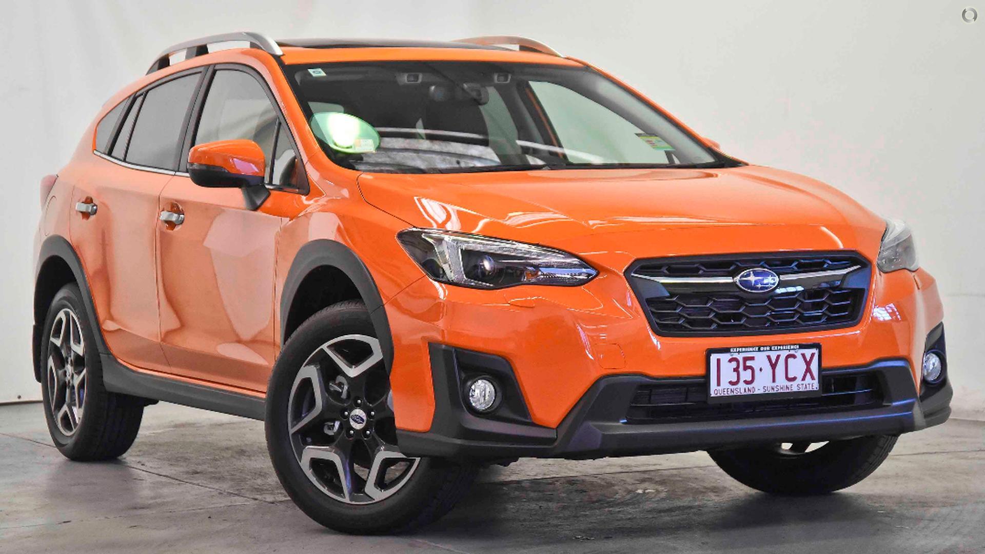 2018 Subaru Xv 2.0i-s