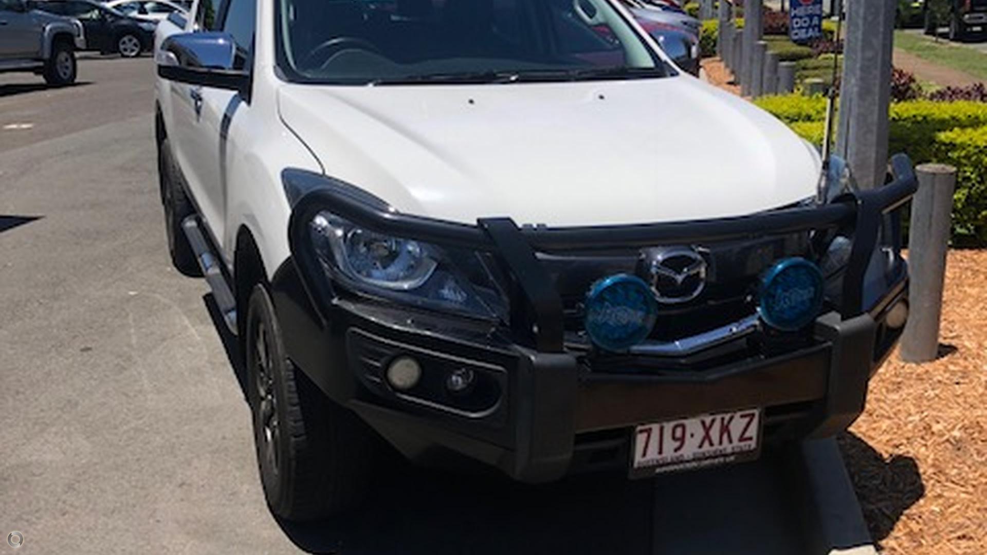 2016 Mazda Bt-50 UR
