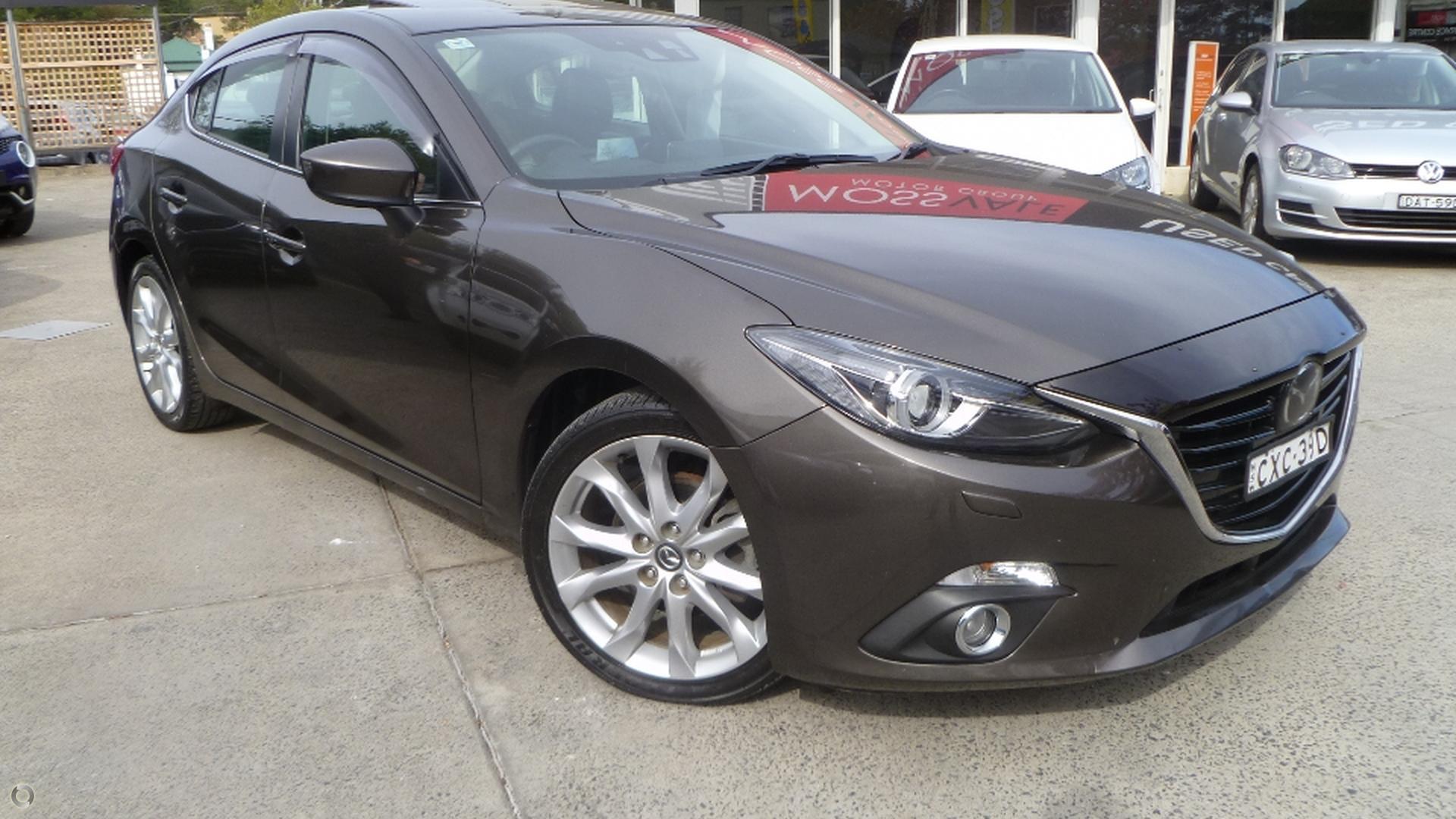 2013 Mazda 3 BM Series