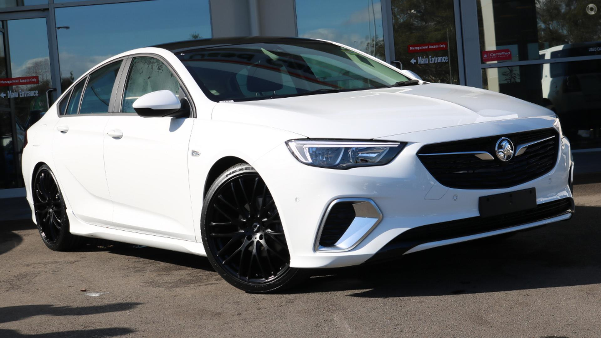 2017 Holden Commodore Rs