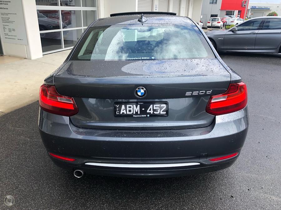 2014 BMW 220d Modern Line