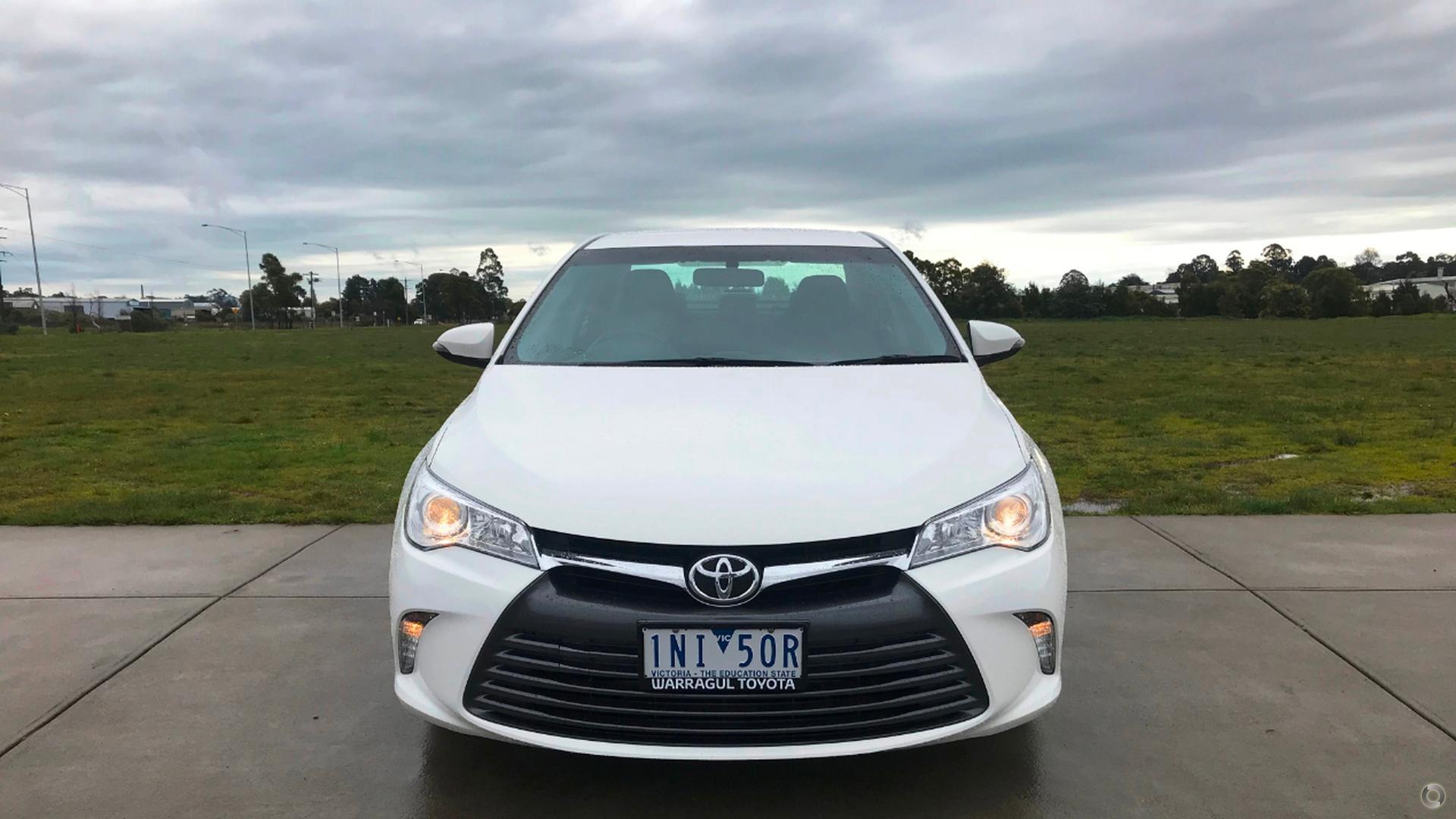 2016 Toyota Camry ASV50R