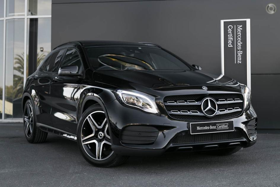 2018 Mercedes-Benz GLA 220 Wagon