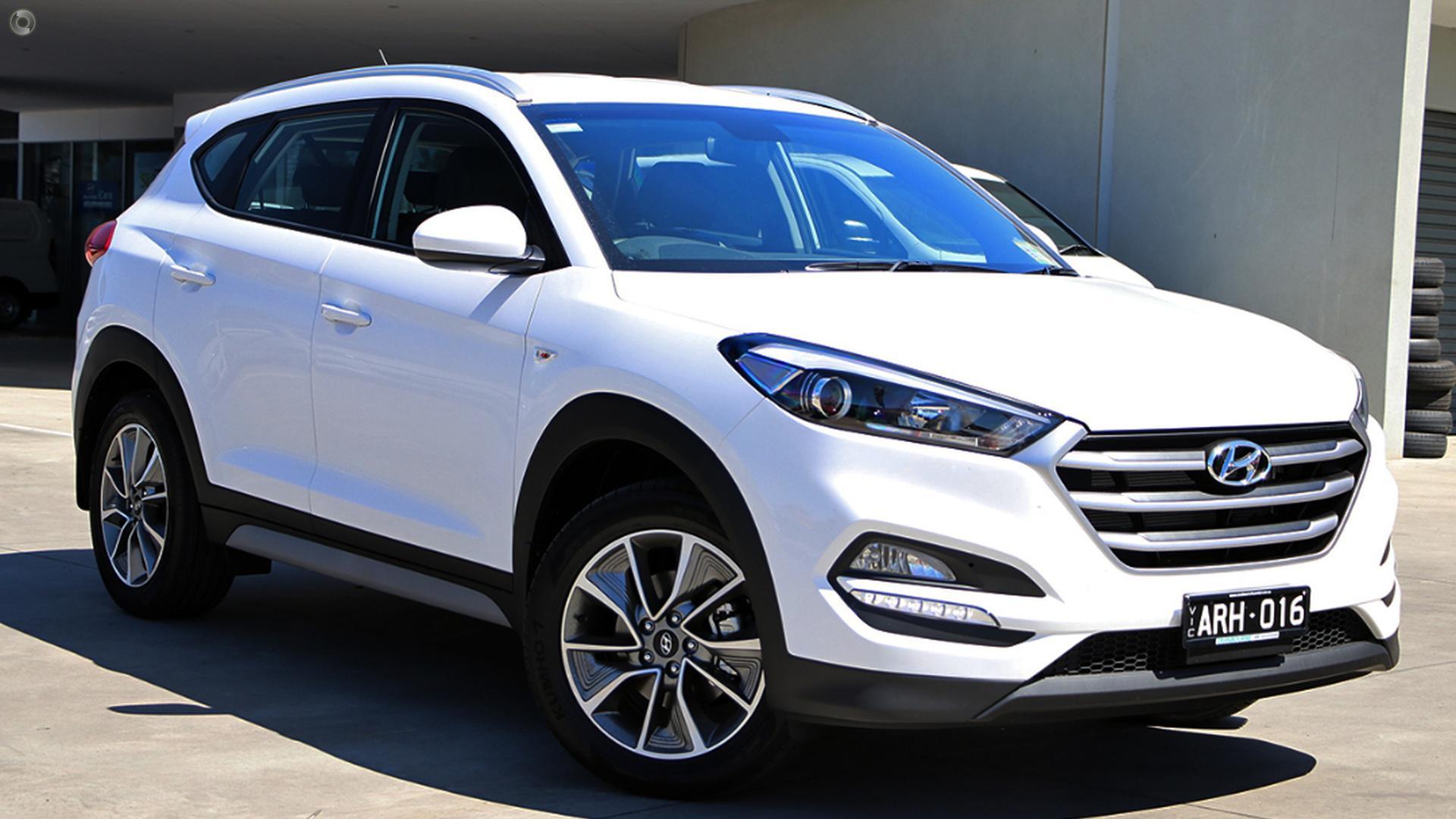 2017 Hyundai Tucson TL