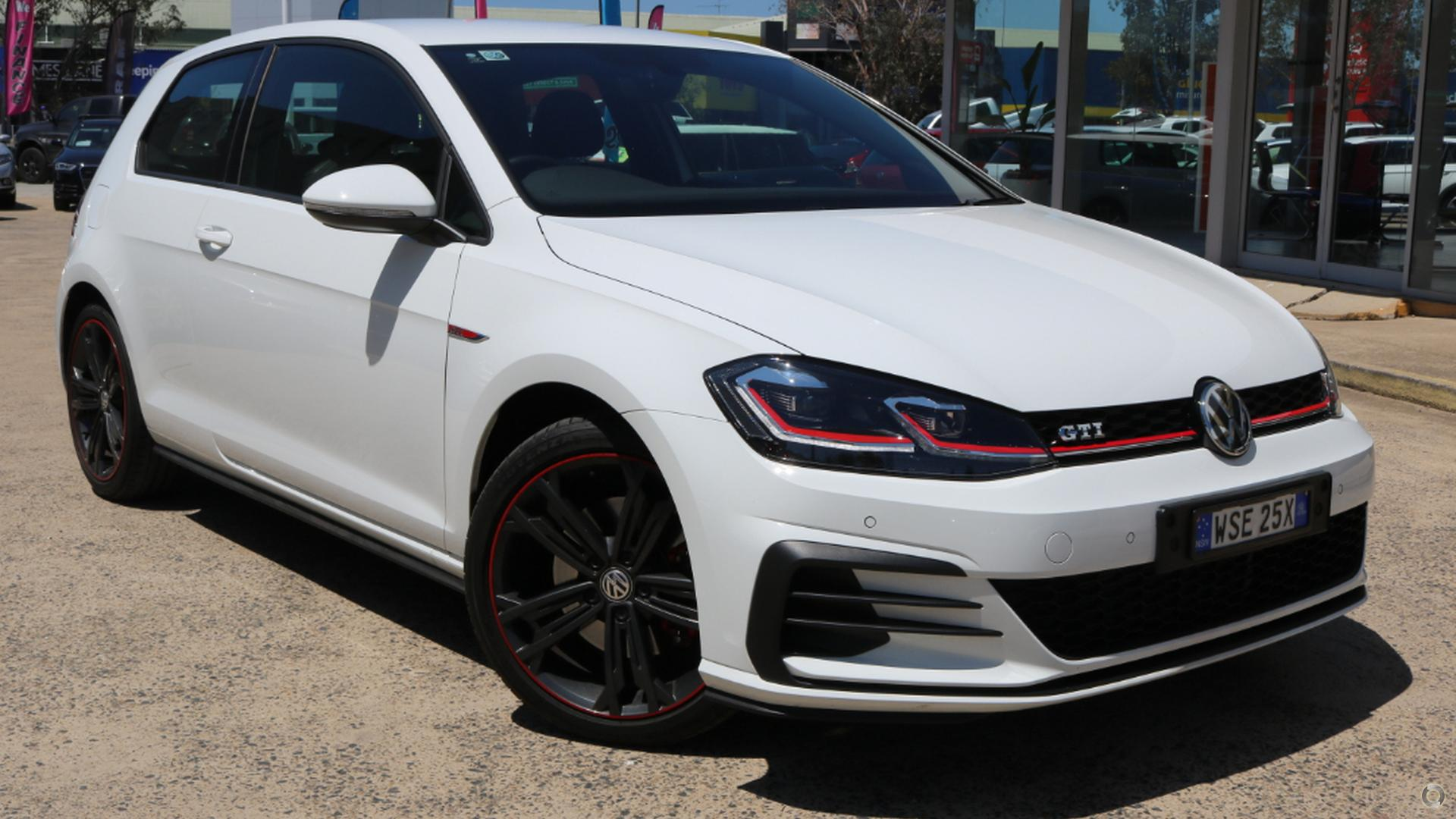 2017 Volkswagen Golf Gti Original