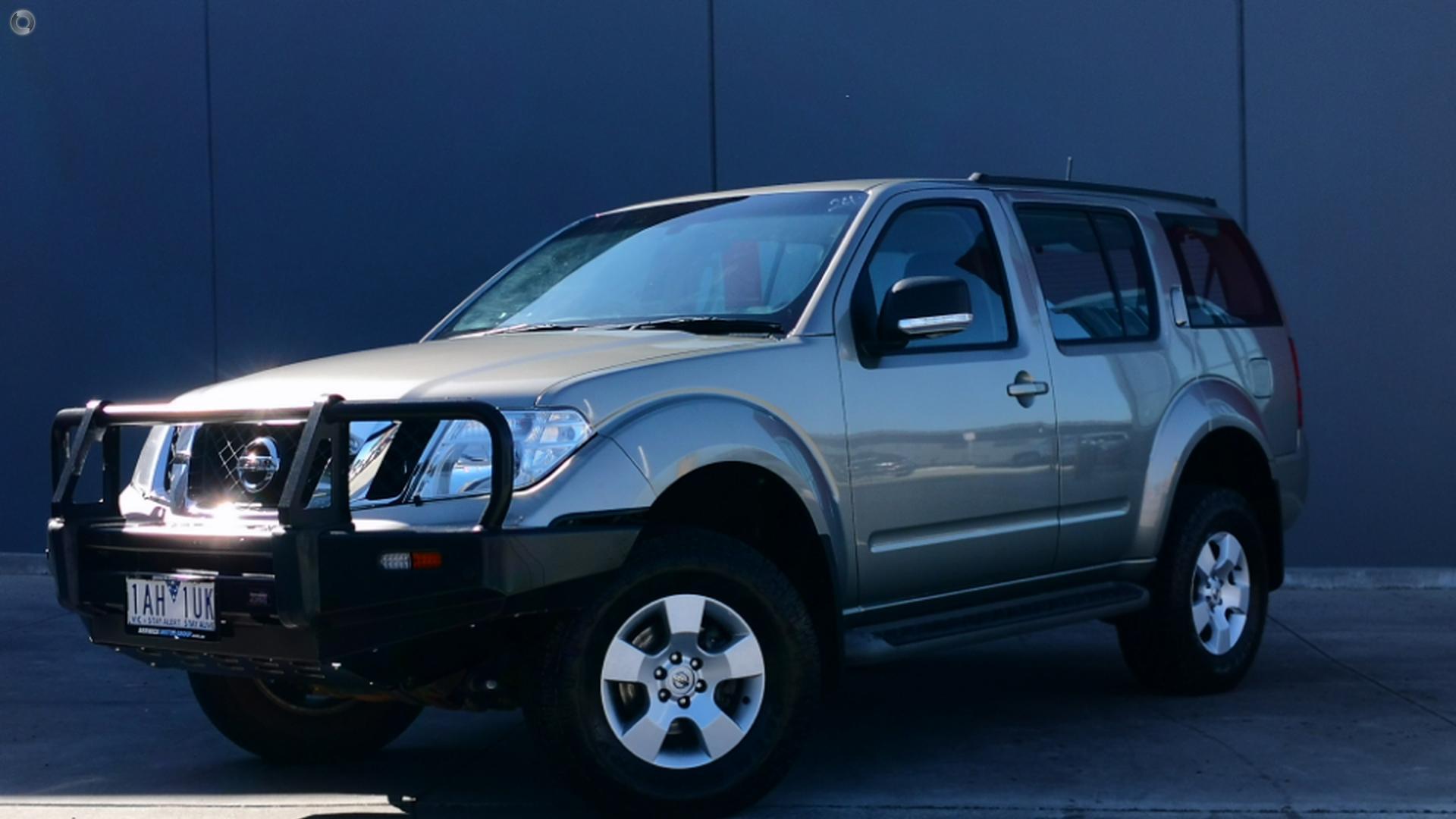 2012 Nissan Pathfinder R51
