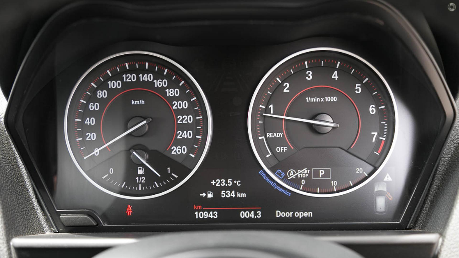 2017 Bmw 125i M Sport F20 LCI