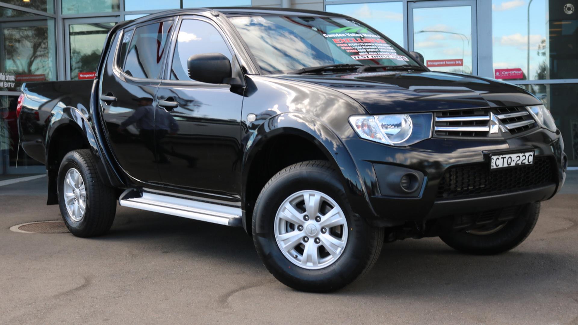 2014 Mitsubishi Triton Glx