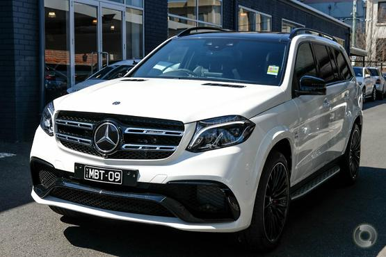 2018 Mercedes-Benz <br>GLS 63