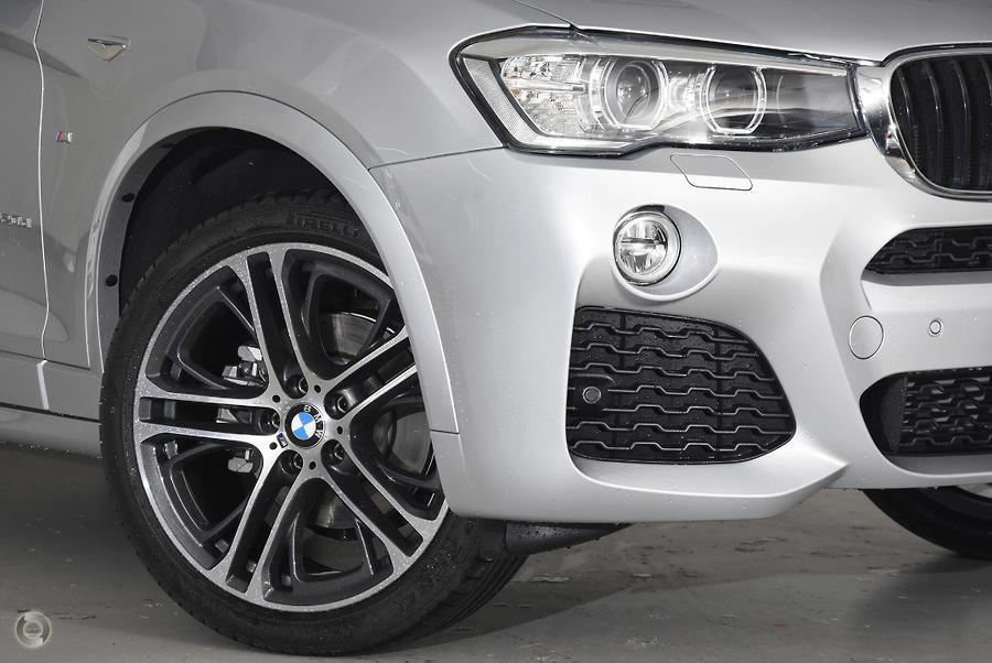 2018 BMW X4 xDrive20d