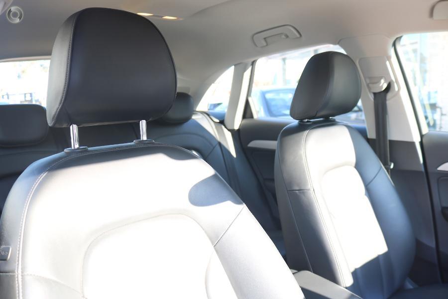2013 Audi Q3 TFSI 8U