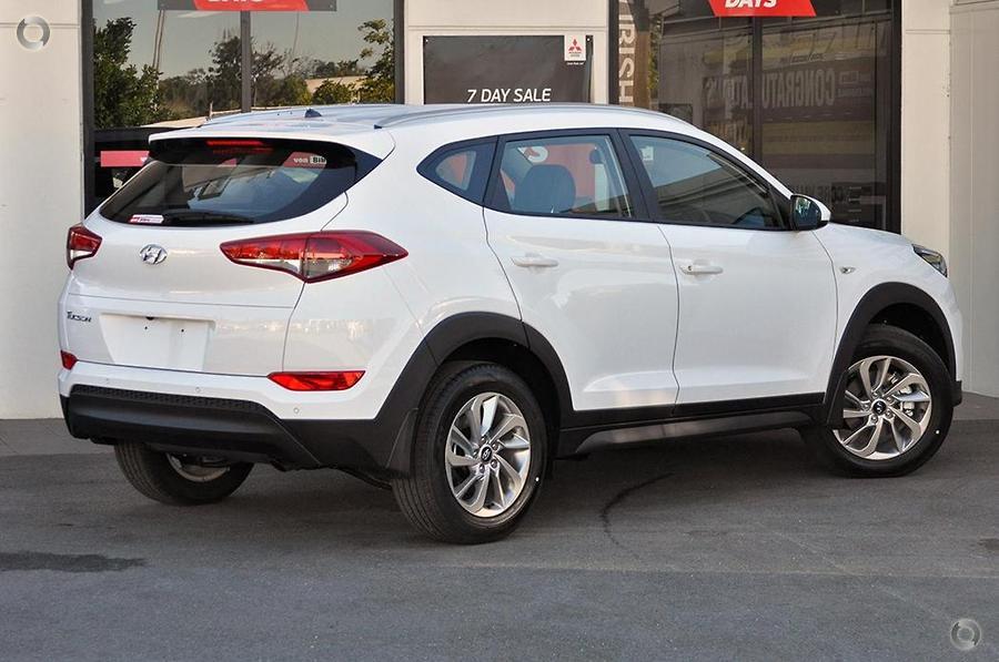 2017 Hyundai Tucson Active TL2