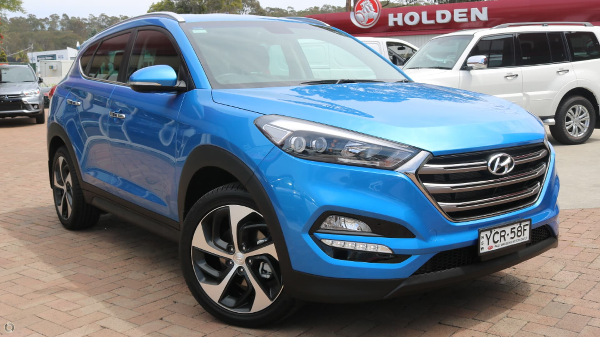 2017 Hyundai Tucson Elite