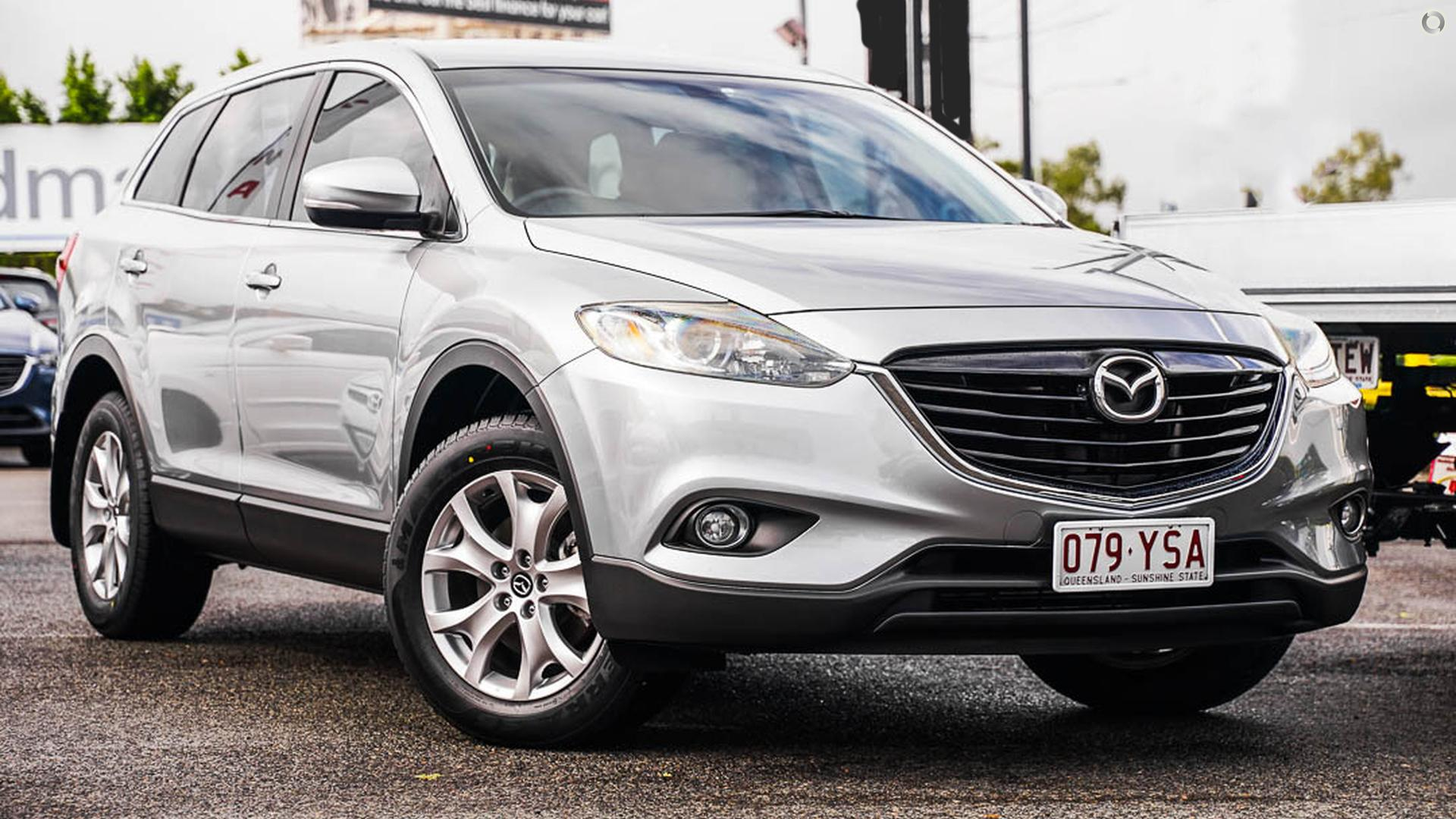 2014 Mazda Cx-9 Classic
