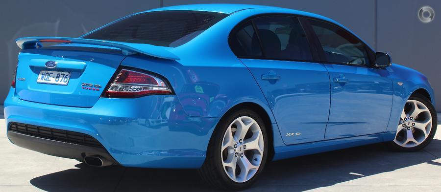2008 Ford Falcon XR6 Turbo FG