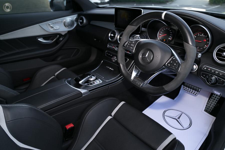 2017 Mercedes-Benz C 63 Coupe