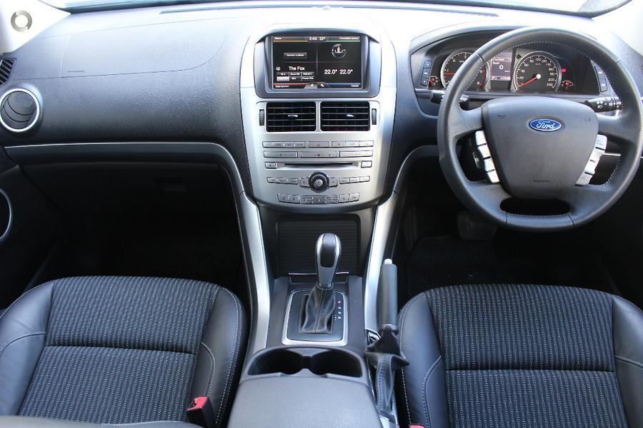 2015 Ford Territory TS SZ MkII