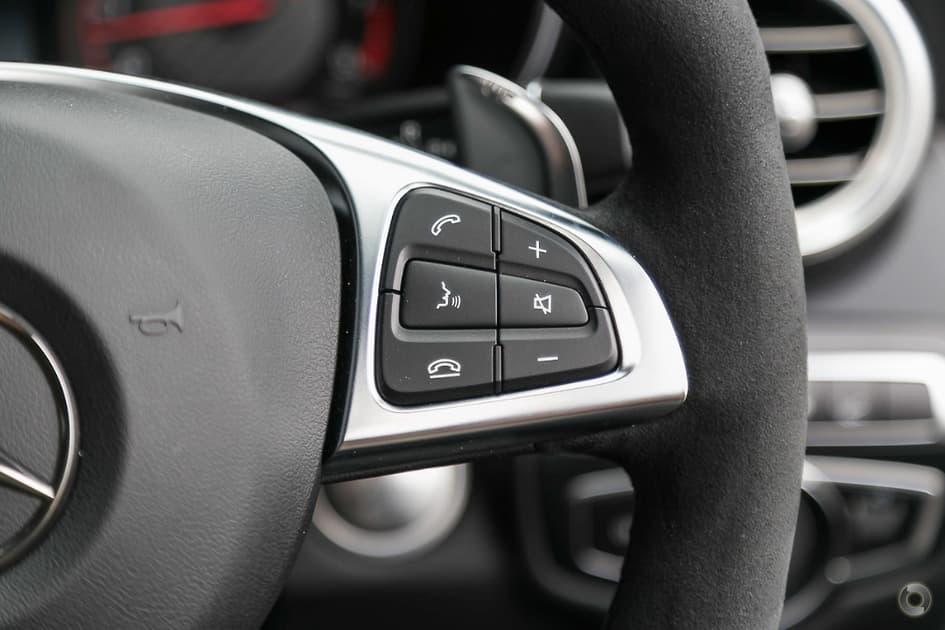 2018 Mercedes-Benz C 63 Estate