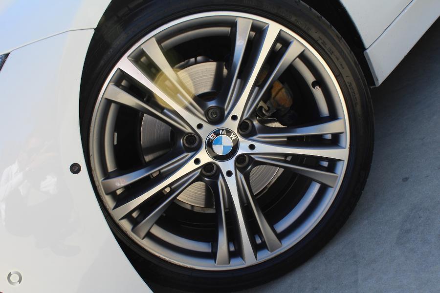 2016 BMW 330i Sport Line F30 LCI